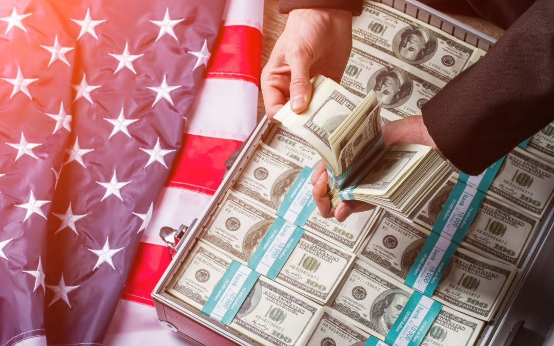 Make Serious Money in America 2.0 — Unfolding Now!