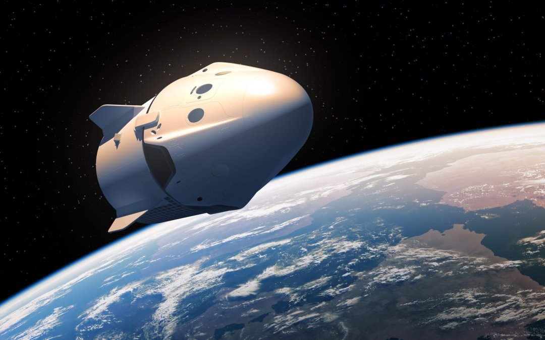 Space: Buy in Before This $1 Trillion Industry Takes Off