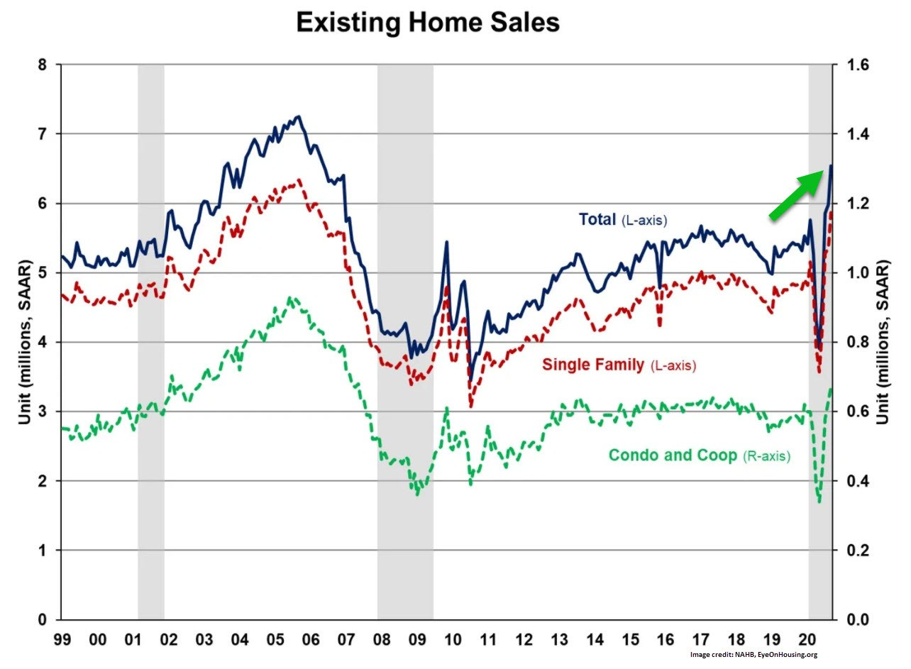 Existing Home Sales 2020